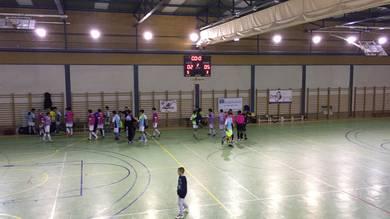 Garaipen garrantzitsua lortu du Lauburu Mahalak Logroñon (2-5)
