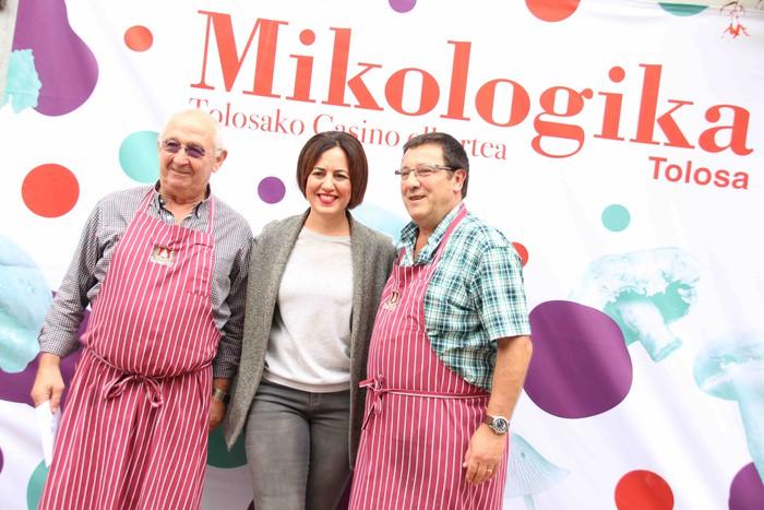 Casino Elkarteak irabazi du Mikologikako pintxo lehiaketa - 46