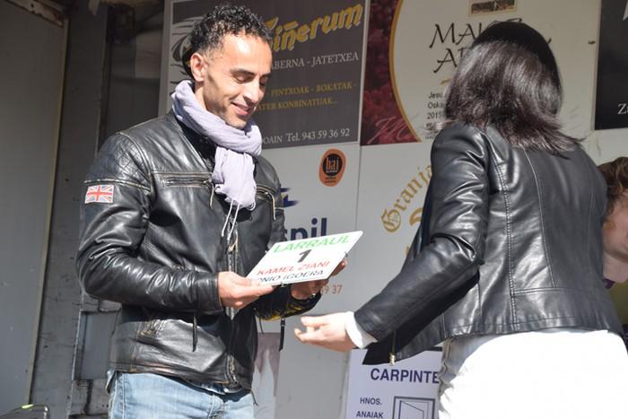Hassan Ait Chaou eta Maite Etxezarreta garaile - 8