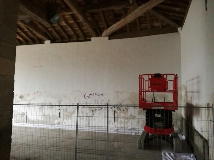 Zizurkilgo Zimiterioa pintatu eta konponduko dute