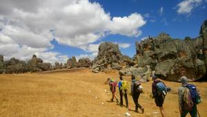 Peruko Cordillera Blancako abenturak Uzturre Elkartean