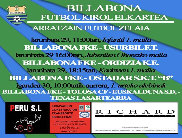 BILLABONA FKE