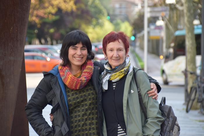 Euskal preso politikoen senideak gonbidatu ditugu
