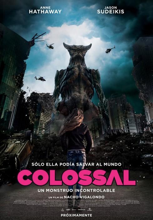 Colossal, filma