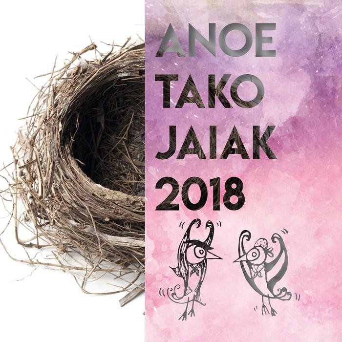 Anoetako festak 2018: egitaraua