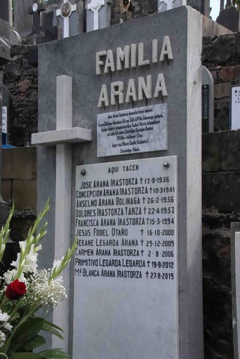Jose Arana Irastorzaren omenaldia iruditan - 13