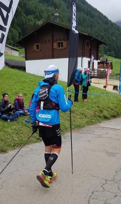 Ion Azpirozek ez du Mont Blanc-eko ultra lasterketa amaitu