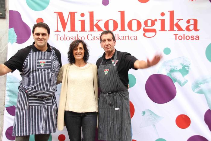 Casino Elkarteak irabazi du Mikologikako pintxo lehiaketa - 44