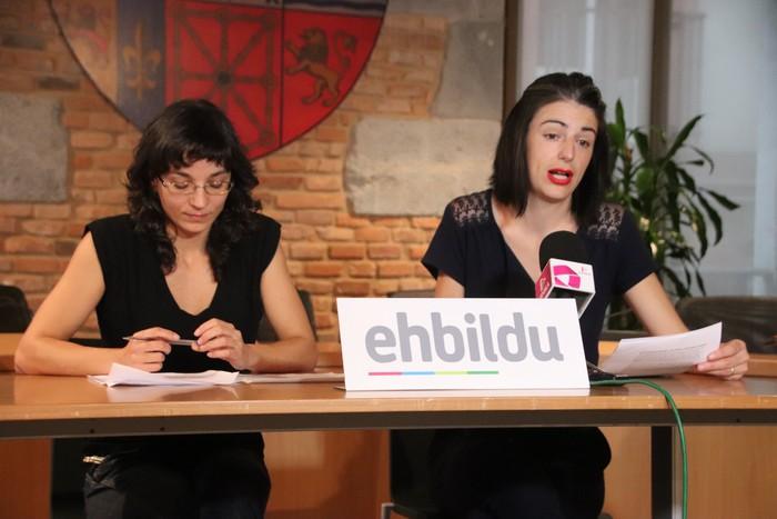 Ikasturte berrirako eskaerak zerrendatu ditu Tolosako EH Bilduk