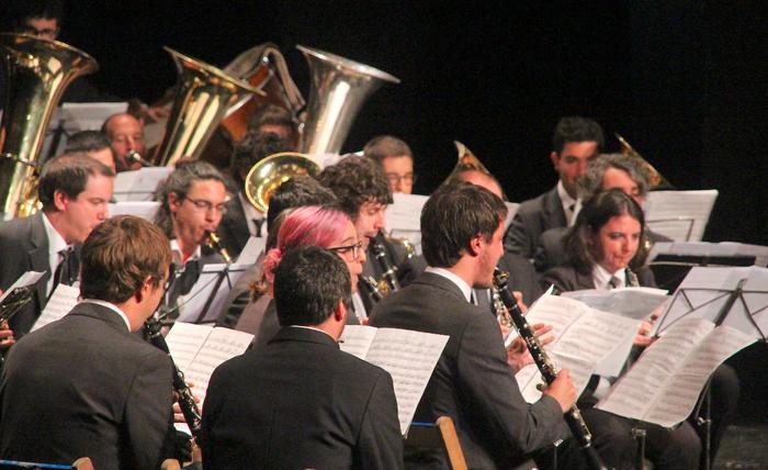 MUSIKARIA: Tolosako Musika Bandaren kontzertua