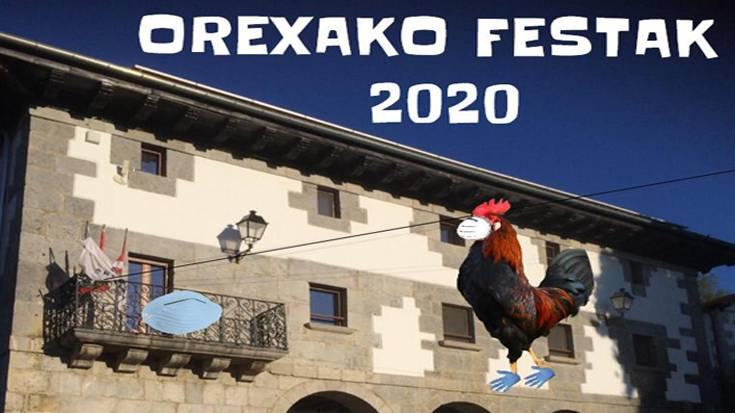 Orexako jaiak 2020