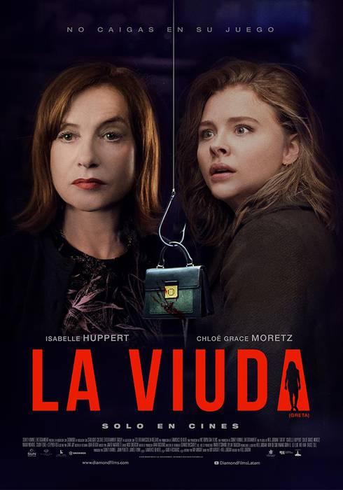 La viuda, filma