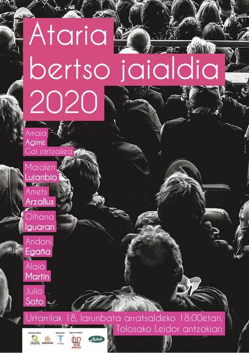 Ataria Bertso Jaialdia 2020
