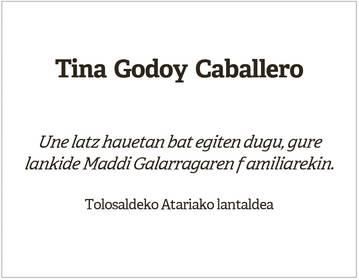 Tina Godoy Caballero