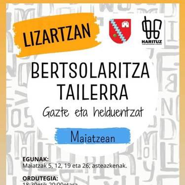 Bertsolaritza tailerra