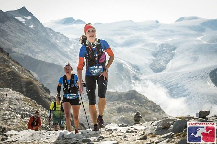 Aitziber Ibarbiak zazpigarren amaitu du Matterhorn Ultraks Sky proba