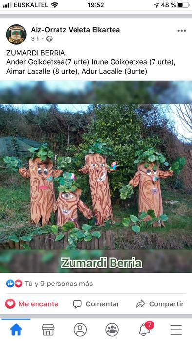 Zumardi berria