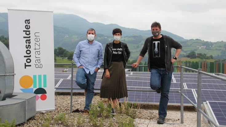 Energia Plana, Tolosaldean karbono baxuko eredu energetikoa ezartzeko
