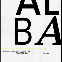 Kontzertua: Alba