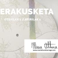 Erakusketa: Maria Altuna