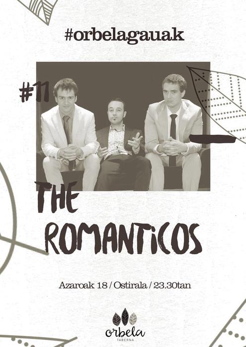 The Romanticos taldearen kontzertua