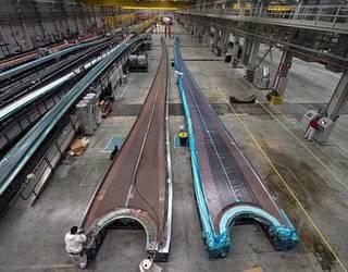 Siemens Gamesak Agoizko planta itxiko du, «ez delako lehiakorra»