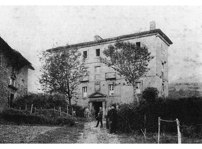 Tolosaldea koleraren garaian