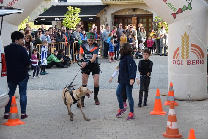 Nagore Gallastegik eta Fabian Castrok irabazi dute III. Txakur Krosa - 51
