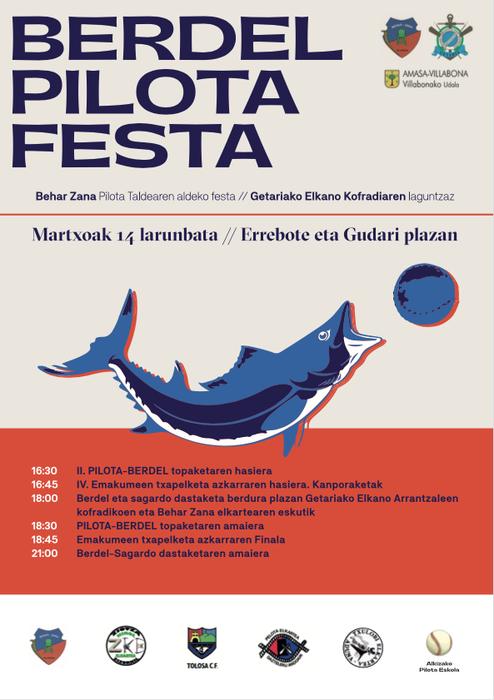 Berdel Pilota Festa