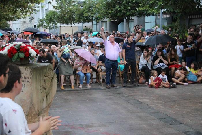 Remi Gogoan, 9 urte «egia, justizia eta aitortza» eskatuz