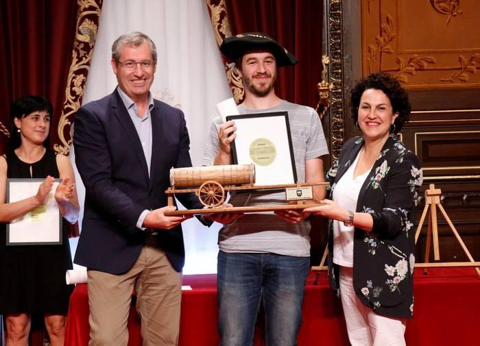Isastegi sagardotegiak irabazi du Gipuzkoako Foru Aldundiaren Sagardo Lehiaketa
