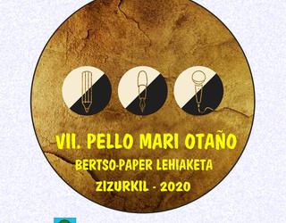 Martxan da VII. Pello Mari Otaño bertso-paper lehiaketa