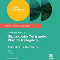 Gipuzkoako Turismo Plan Estrategikoa
