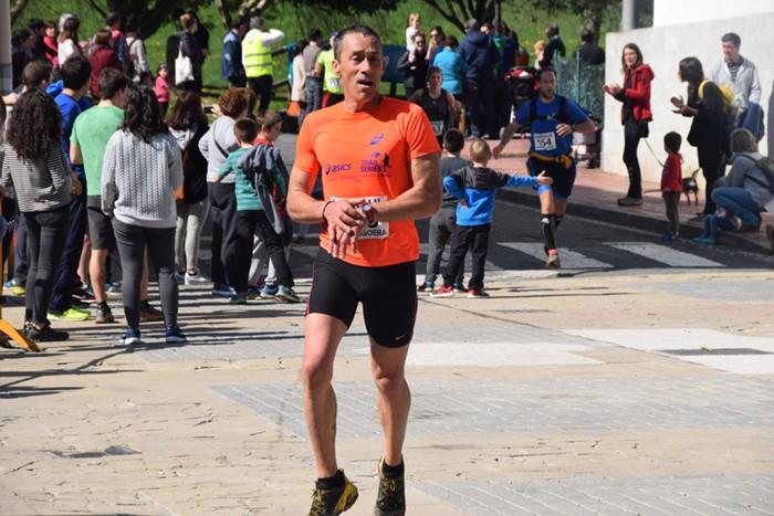Hassan Ait Chaou eta Maite Etxezarreta garaile - 79