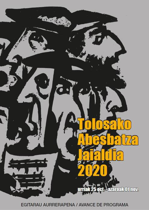 Tolosako Abesbatza Jaialdia 2020