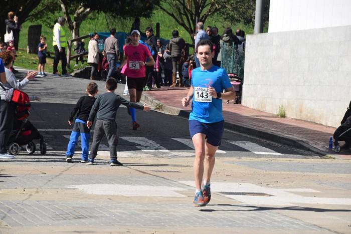 Hassan Ait Chaou eta Maite Etxezarreta garaile - 56