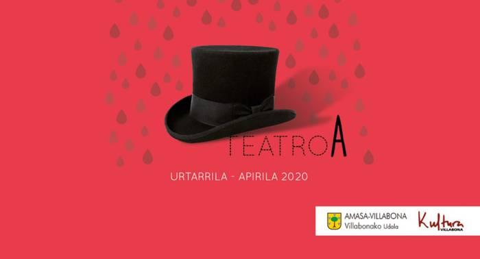 Antzerki programazioa: Urtarrila-Apirila