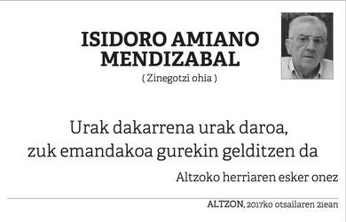 isidoro amiano mendizabal