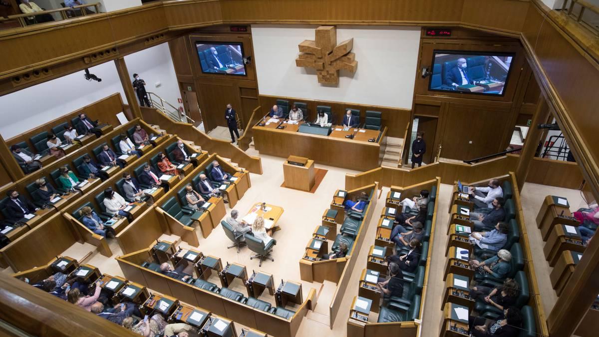 Bakartxo Tejeria izendatu dute Eusko Legebiltzarreko presidente