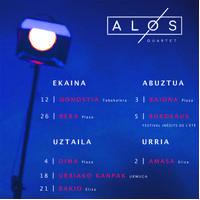 Kontzertua. Alos Quartet