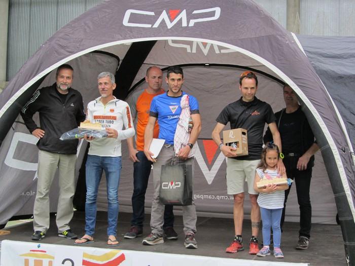 Unai Aizpuruk VII Trail O Viento Rondador mendi maratoia irabazi du