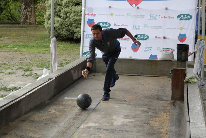 II. Behar Zana udazken bola txapelketa larunbatetik aurrera