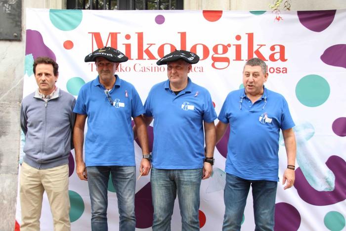 Casino Elkarteak irabazi du Mikologikako pintxo lehiaketa - 43