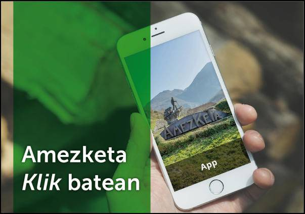 Udalaren eta herritarren arteko komunikazioa hobetzeko, app berria