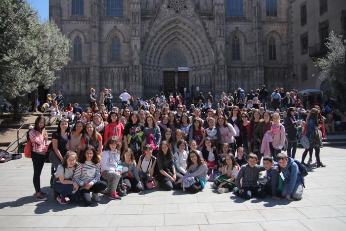 Kataluniako Begues abesbatza Tolosan