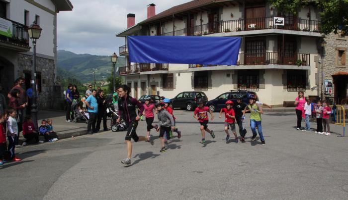 Giro polita Zizurkilgo biatloian
