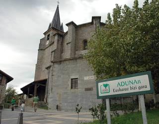 Aduna, Anoeta, Tolosa eta Zizurkil eremu gorrian