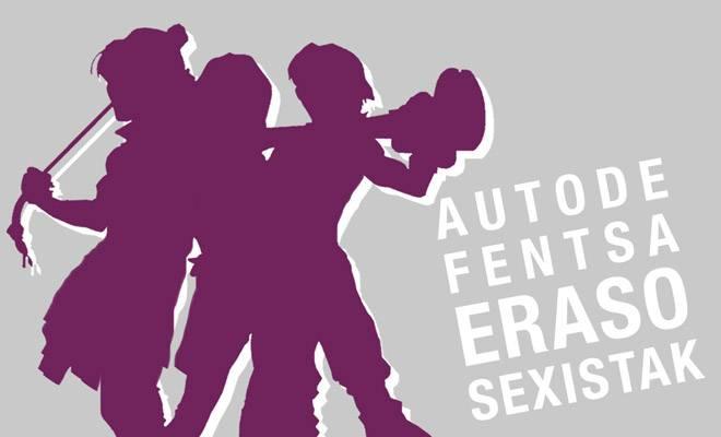 Autodefentsa Feminista lantegiak eskainiko ditu Emagin elkarteak Alkizan