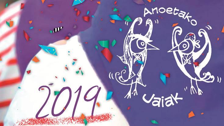Anoetako jaiak 2019