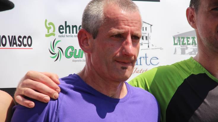 Andoni Goikoetxea preso politiko gazteluarrak baraualdia egingo du Patxi Ruizekiko elkartasunez